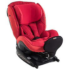BESAFE IZI KID I-SIZE X1 Isofix 2018 Ruby Red