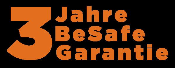 3 Jahre BeSafe Garantie