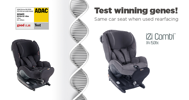 Besafe Izi Combi X4 Isofix Made From Test Winning Genes Besafe