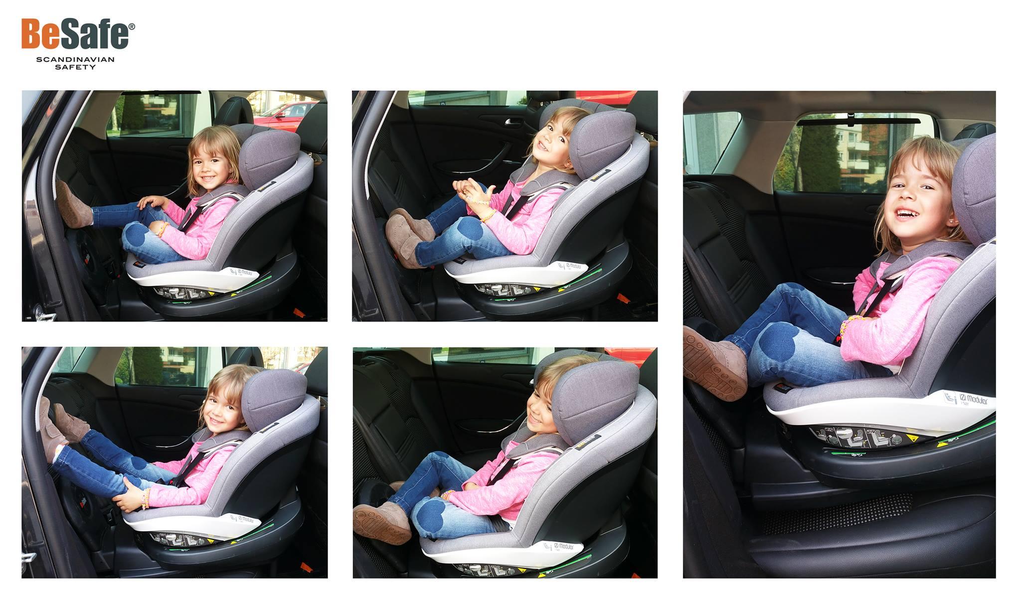 Misforståelser om bagudvendte autostole