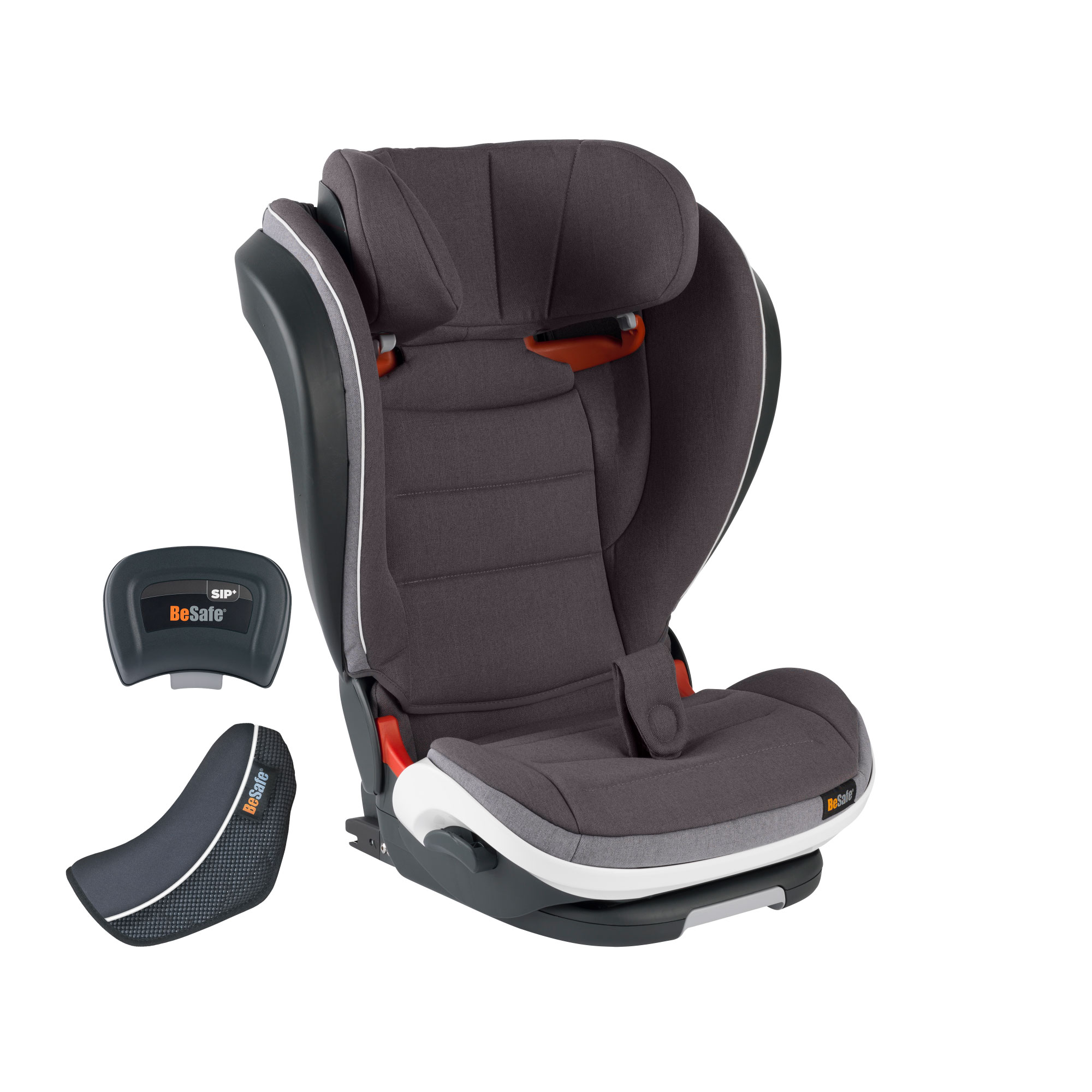 BeSafe iZi Flex: The first child car seat to meet new safety