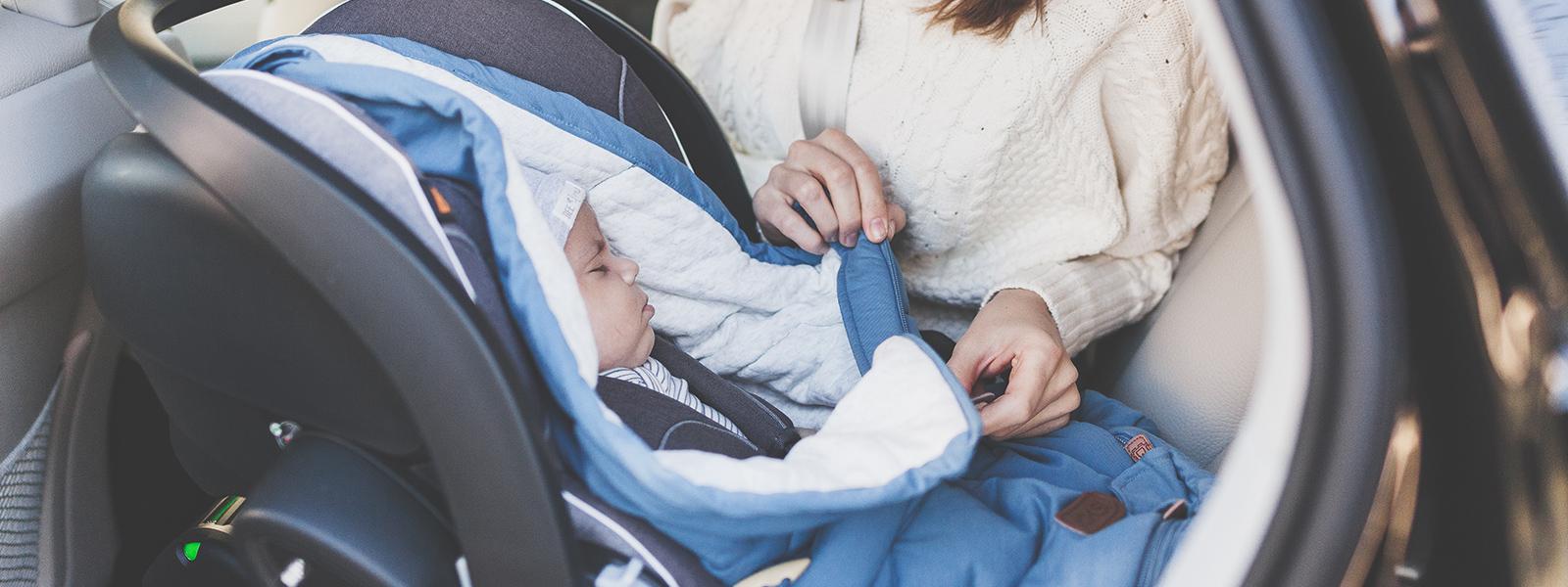Sådan forbereder I en god og sikker hjemtur fra hospitalet med jeres lille ny