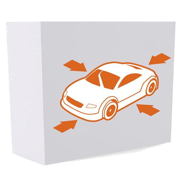 Myter om bakovervendte bilbarnestoler