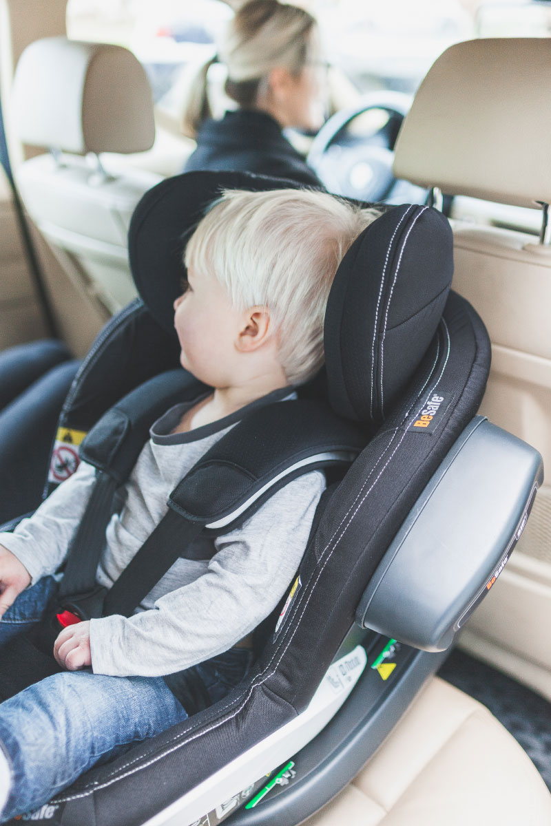 BeSafe Premium Car Interior Black iZi Modular i-Size