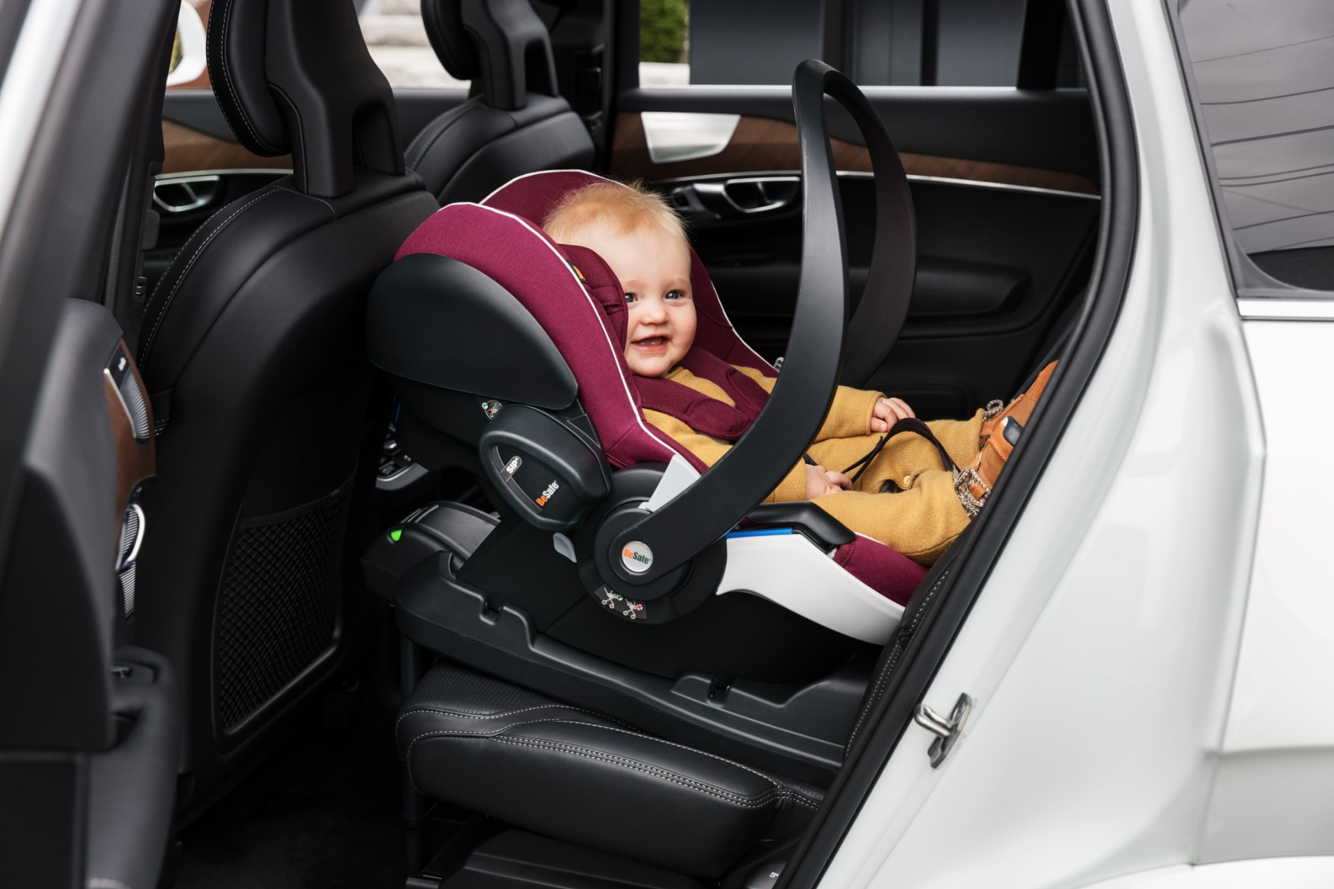 change car seat infant