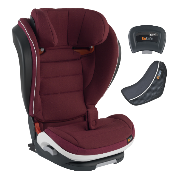 besafe izi flex fix i size booster seat un r129 02. Black Bedroom Furniture Sets. Home Design Ideas