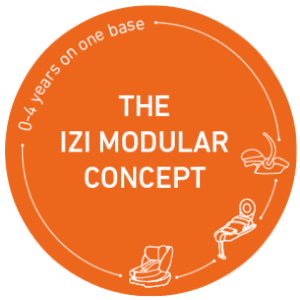 the izi modular concept icon