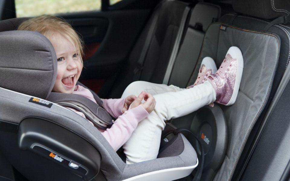 besafe car seat protector