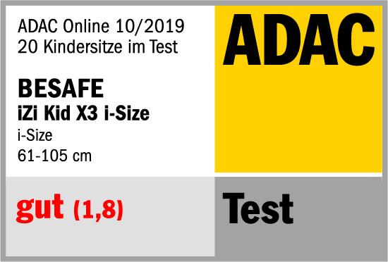 adac-logo-BESAFE-iZi-Kid-X3 i-Size