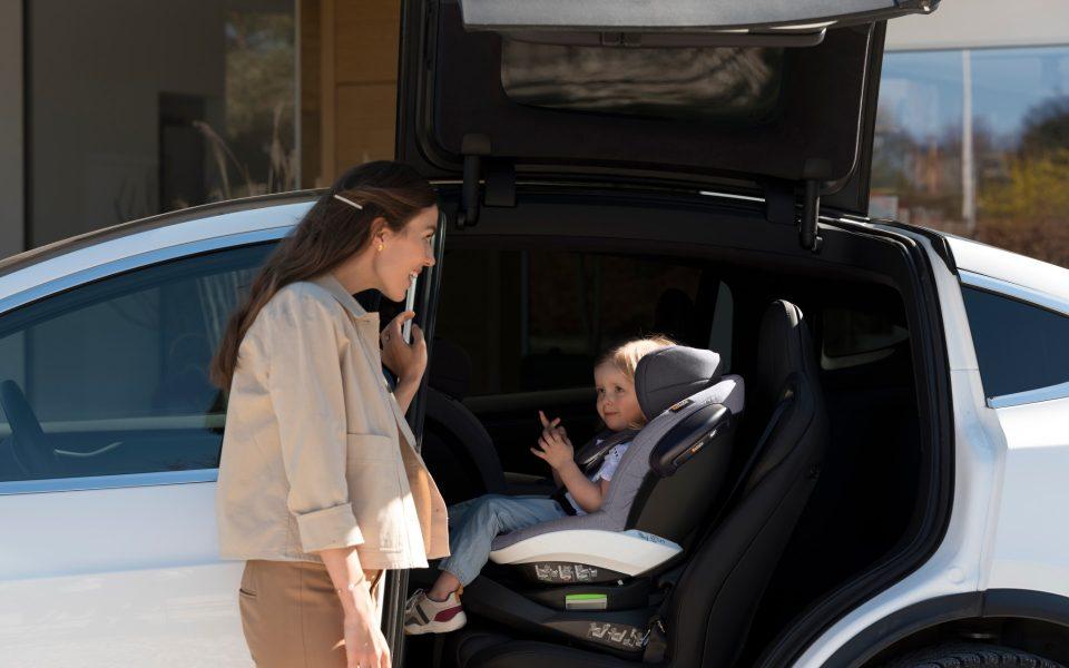 iZi Turn i Size car seat 2