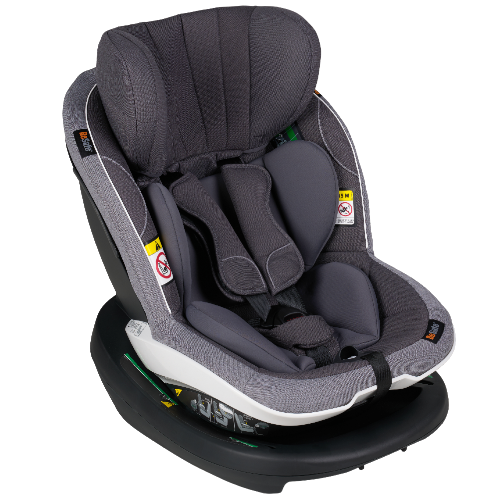 Besafe Developing The Safest Possible Car Seats For Children Of All Ages